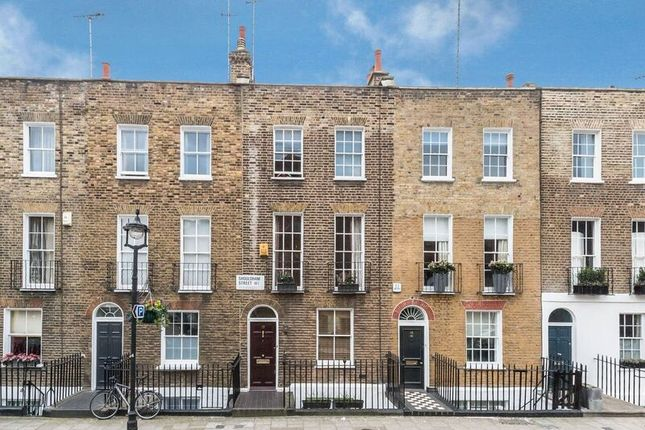 Thumbnail Town house for sale in Shouldham Street, London