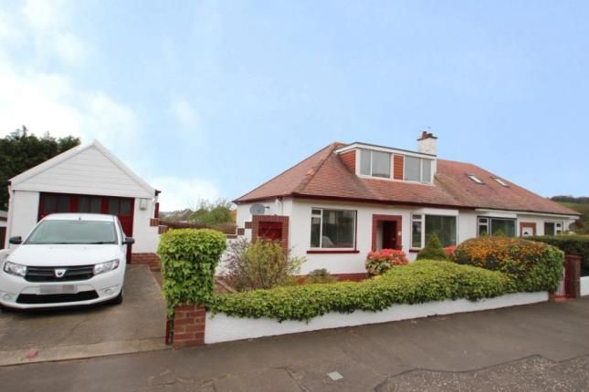 Thumbnail Bungalow for sale in Burnside Way, Largs, North Ayrshire