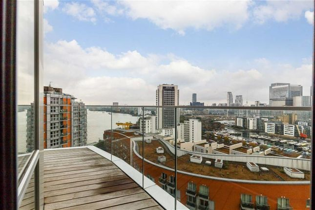 Thumbnail Property for sale in Charrington Tower, Canary Wharf, London