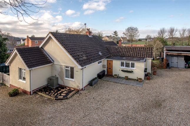 Thumbnail Bungalow for sale in Lipe Lane, Henlade, Taunton, Somerset