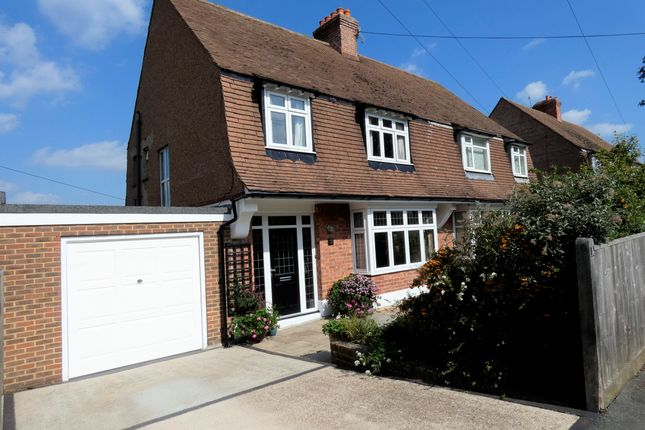 Thumbnail Semi-detached house for sale in Charles Road West, St Leonards On Sea