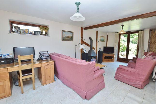 Sitting Room of Malthouse Lane, Hambledon, Godalming GU8