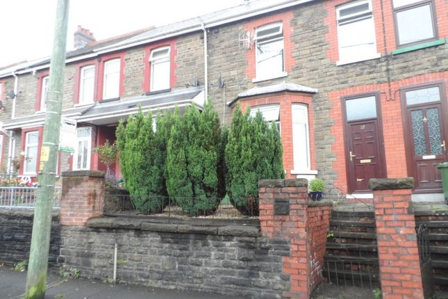 Thumbnail Terraced house to rent in Brynheulog Terrace, Aberdare