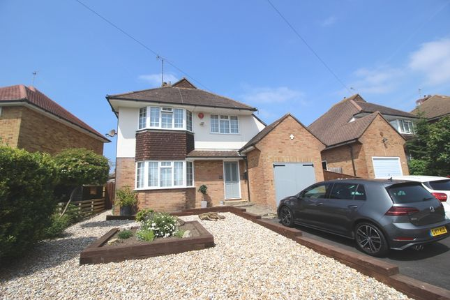 Thumbnail Detached house for sale in Lindfield Road, West Hampden Park, Eastbourne