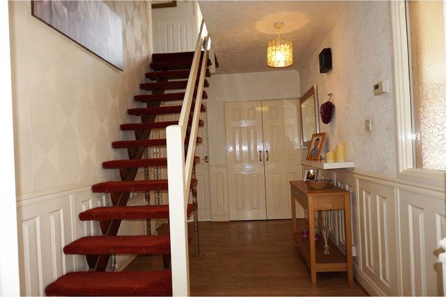 Hallway of Heol Tir Coch, Efail Isaf, Pontypridd CF38