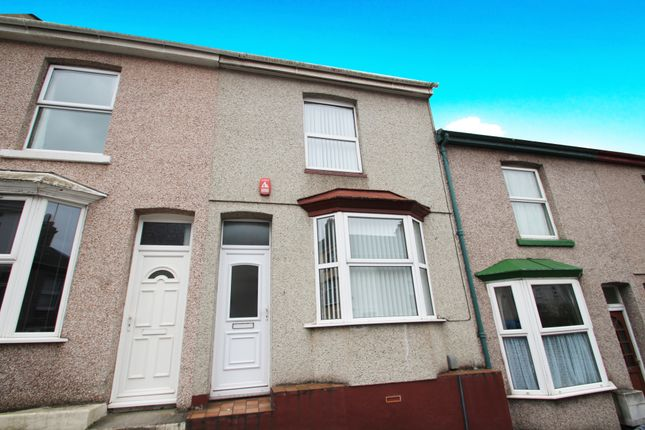Thumbnail Semi-detached house to rent in Welsford Avenue, Keyham, Plymouth