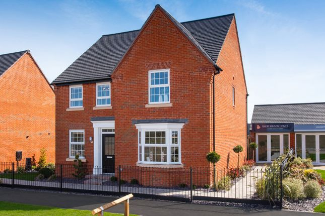 "4 bedroom detached house for sale in ""Holden"" at New Road, Tankersley, Barnsley"