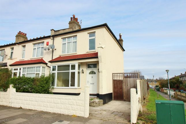 Thumbnail End terrace house for sale in Blithdale Road, Abbey Wood, London