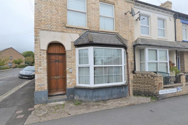 Thumbnail Flat to rent in Chester Terrace, Barnstaple