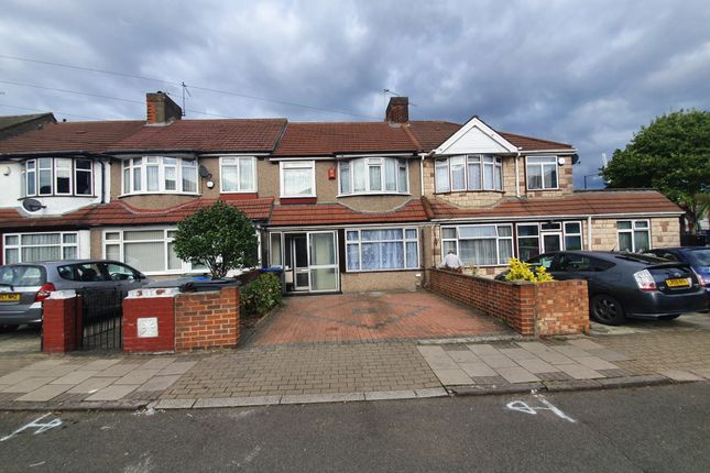 3 bed terraced house to rent in Belmont Avenue, Wembley Park HA0