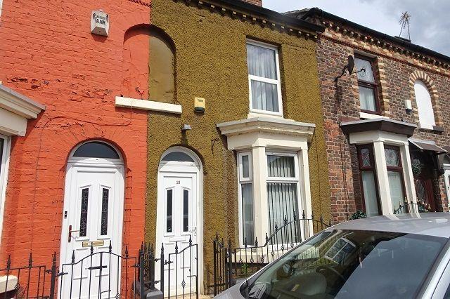York Villas, Walton Breck Road, Liverpool L4