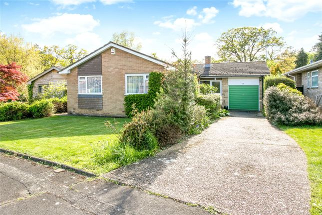 Thumbnail Detached bungalow for sale in Little Hill, Heronsgate, Rickmansworth, Hertfordshire