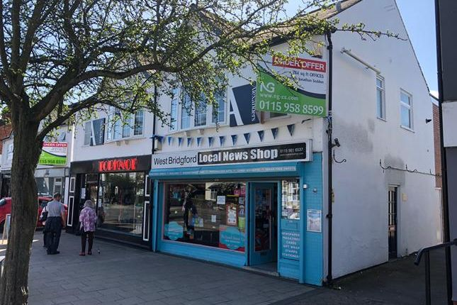 Thumbnail Retail premises to let in Gordon Road, West Bridgford, Nottingham