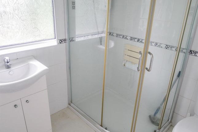 Shower Room of Bridle Path, Stoke-On-Trent ST2
