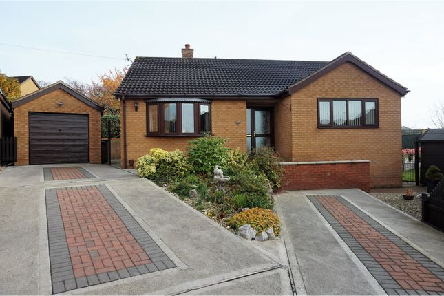 Thumbnail Detached bungalow for sale in Rosedale, Scunthorpe