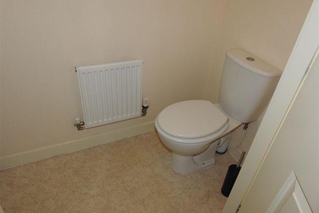 Claokroom WC of Coopers Place, Buckshaw Village, Chorley PR7