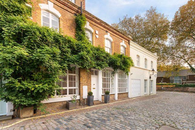 Thumbnail Semi-detached house for sale in Ennismore Gardens Mews, London
