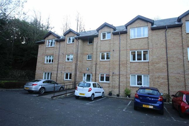 Thumbnail Flat for sale in Glenpark Drive, Port Glasgow