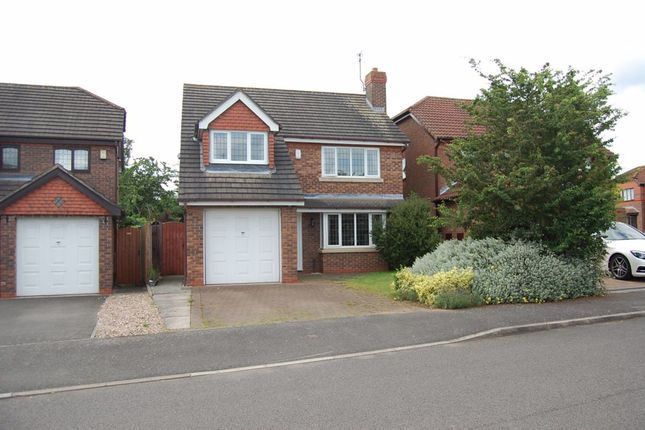 Thumbnail Detached house to rent in Skiddaw Close, West Bridgford, Nottingham