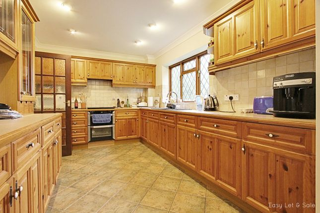 Thumbnail Detached house to rent in Darwell Hill, Netherfield, Battle