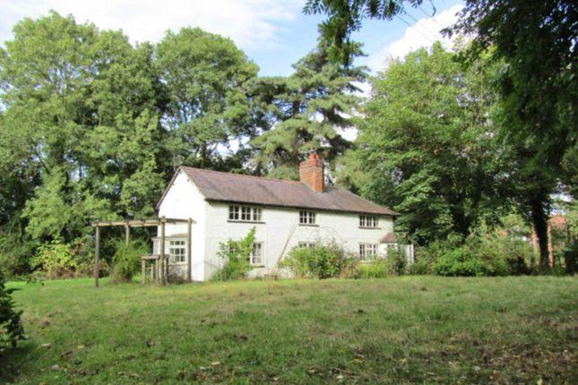 Thumbnail Detached house to rent in Tallarn Green, Malpas