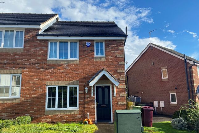 Thumbnail Semi-detached house for sale in Babbington Street, Tibshelf, Alfreton