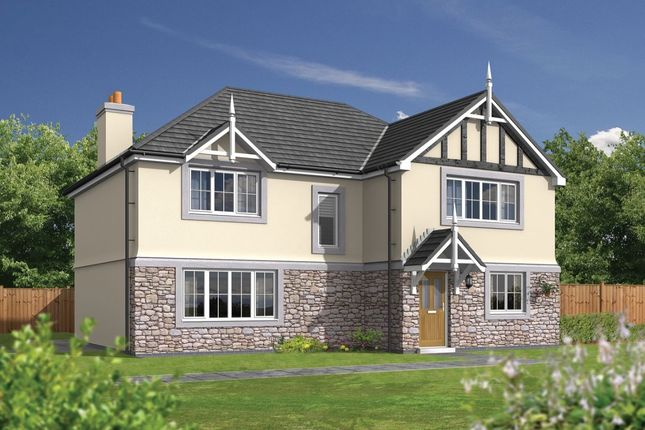 Thumbnail Detached house for sale in Back Main Street, Grange-Over-Sands