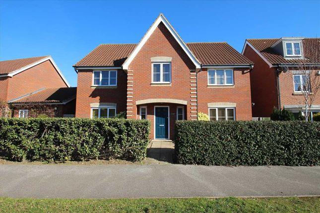 Detached house for sale in Jennings Drift, Grange Farm, Kesgrave, Ipswich