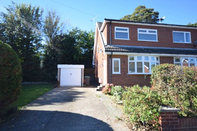 Thumbnail Property to rent in Hall View, Caego, Wrexham