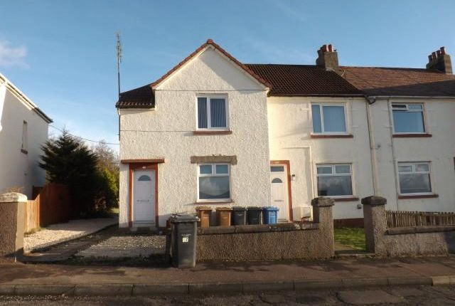 Thumbnail Flat to rent in 27 Adams Avenue, Saltcoats, Ayrshire KA21,