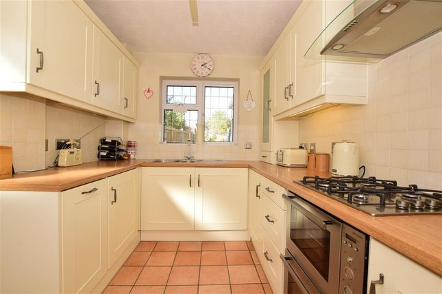 Thumbnail Detached house for sale in Wethersfield Way, Wickford, Essex