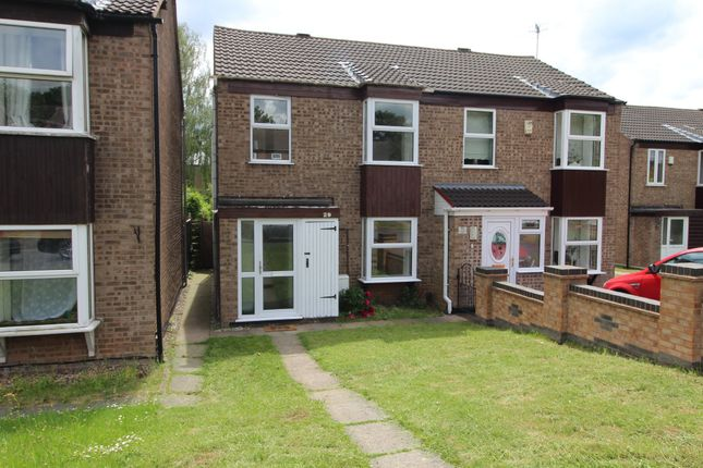 Thumbnail Semi-detached house to rent in Sandringham Road, Sandiacre, Nottingham