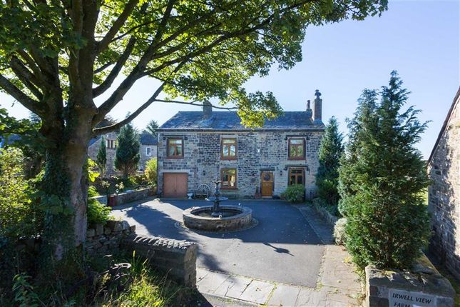 Thumbnail Country house for sale in Touch Road, Bury, Greater Manchester