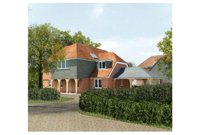 5 bed detached house for sale in Kents Oak, Romsey Road, Awbridge, Hampshire SO51