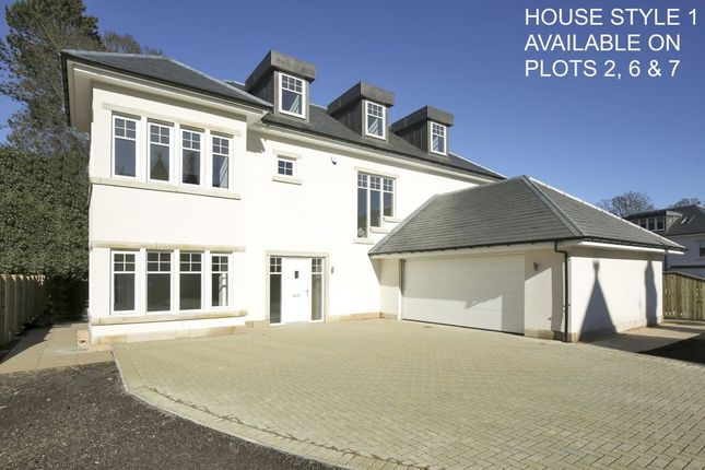 Thumbnail Detached house for sale in New Park Place Development (Plot 6), Hepburn Gardens, St Andrews