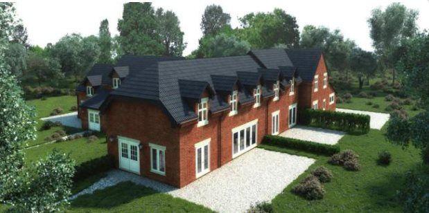 Thumbnail Property to rent in Godden Green, Sevenoaks