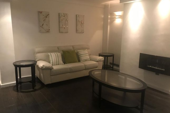 Lounge Area of Edgware Road, London W2