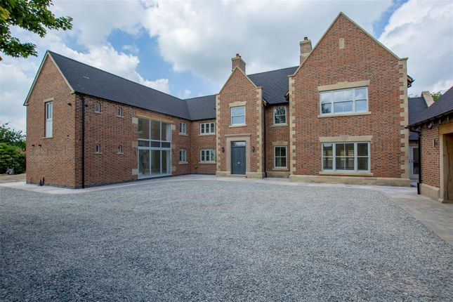 Thumbnail Detached house for sale in Clements Gate, Diseworth, Derby