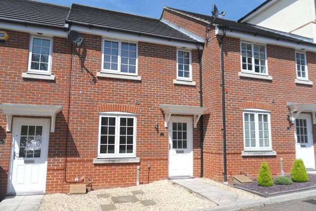 Thumbnail Terraced house to rent in Maple Rise, Whiteley, Fareham