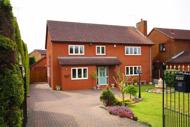 Thumbnail Detached house for sale in Welham Road, Retford, Nottinghamshire