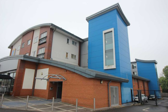 Thumbnail Flat for sale in Welford Road, Blaby, Leicester