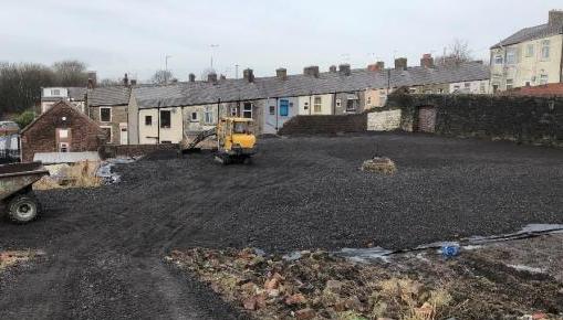 Thumbnail Land to let in Hollins Grove Street, Darwen