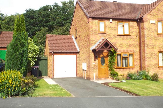 Thumbnail Semi-detached house for sale in Columbine Way, Donnington, Telford, Shropshire