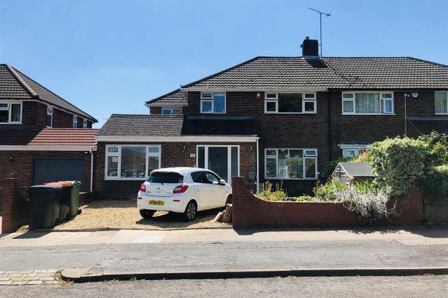 Semi-detached house for sale in Windsor Place, Windsor Drive, Houghton Regis, Dunstable