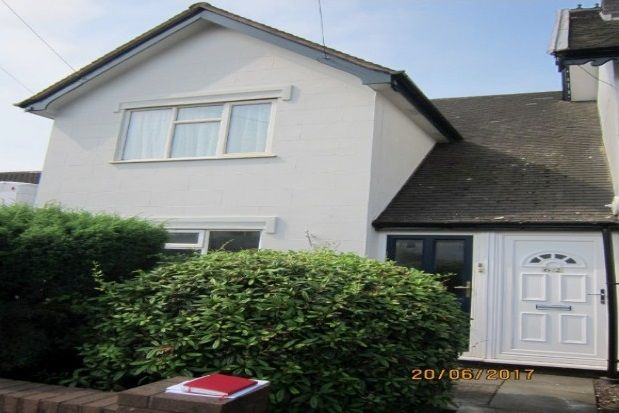 Thumbnail Flat to rent in Chester Road, Brownhills, Walsall