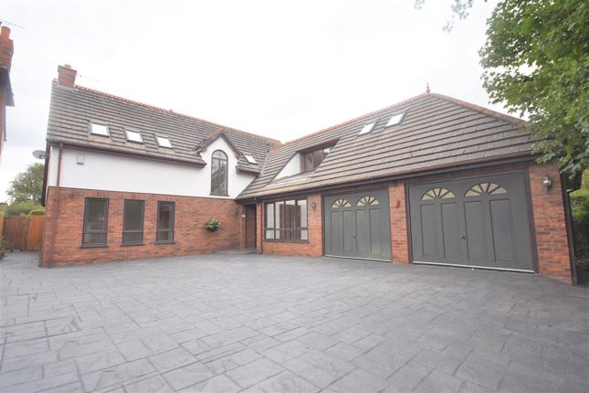 Thumbnail Detached house to rent in Milner Road, Heswall, Wirral