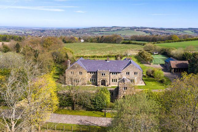 Thumbnail Detached house for sale in Higher Lane, Dalton, Nr Parbold, Lancashire