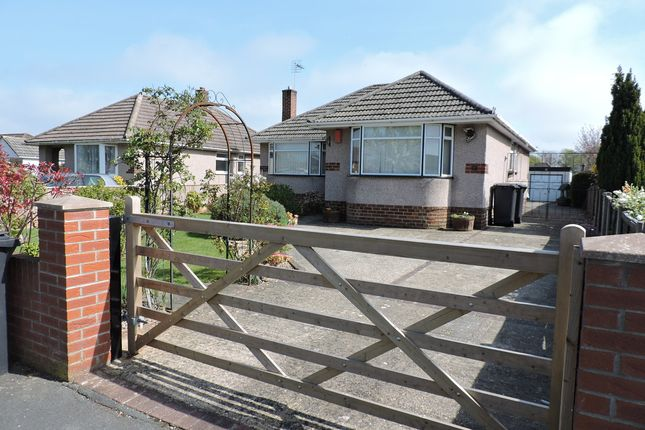 Thumbnail Detached bungalow for sale in Ryecroft Avenue, Bournemouth
