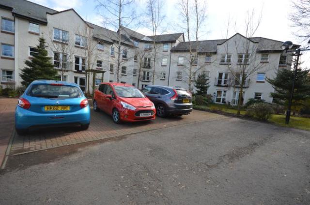 Thumbnail Flat to rent in 3 Ericht Court, Upper Mill Street, Blairgowrie