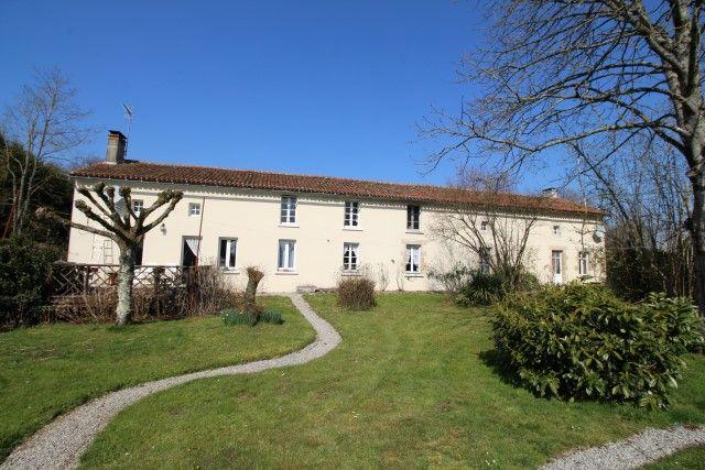 Thumbnail Property for sale in Asnieres Sur Blour, Poitou-Charentes, France